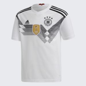 アディダス サッカー キッズ ドイツ代表 ホーム レプリカ ユニフォーム ジュニア用 BQ8460 サッカー用品 レアルスポーツ realsports