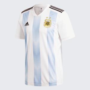 アディダス サッカー アルゼンチン代表 ホーム レプリカ ユニフォーム S/S BQ9324|realsports