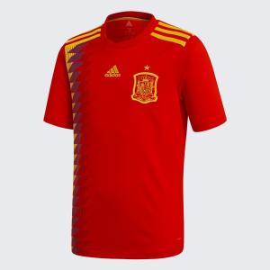 アディダス サッカー キッズ スペイン代表 ホーム レプリカ ユニフォーム ジュニア用 BR2713 サッカー用品 レアルスポーツ realsports