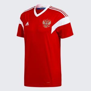 アディダス サッカー ロシア代表 ホーム レプリカ ユニフォーム S/S |realsports
