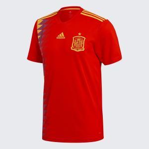 アディダス サッカー スペイン代表 ホーム レプリカ ユニフォーム S/S CX5355|realsports