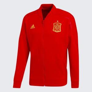 アディダス サッカー スペイン代表 ZNE ニットジャケット ナショナルチーム レプリカ DSD74-CE8884 レアルスポーツ|realsports