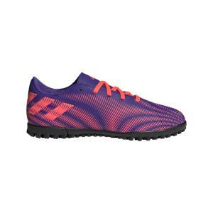 新作 ジュニア adidas アディダス EH0586 ネメシス.4 TF J[PRECISION TO BLUR]トレシュー フットサルシューズ 人工芝 土 レアルスポーツ|realsports