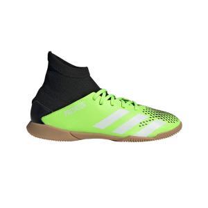 新作 ジュニア adidas アディダス EH3028 プレデター 20.3 IN J[PRECISION TO BLUR]フローリング ハード インドア 体育館 室内 レアルスポーツ realsports