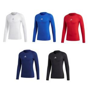 《特価》adidas アディダス EVN55 ALPHASKIN TEAM ロングスリーブシャツ インナーシャツ レアルスポーツ|realsports
