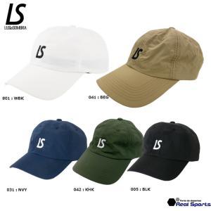 新作 ルースイソンブラ LUZ 19SS F1814822 LS B-SIDE CAP 帽子 キャップ サッカー フットサル アクセサリー レアルスポーツ|realsports