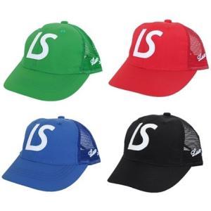 ルースイソンブラ LUZeSOMBRA F1824810 ジュニア JR LS B/B メッシュキャップ 帽子 熱中症対策 サッカー フットサル アクセサリー レアルスポーツ|realsports