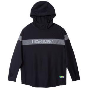ルースイソンブラ 新作 パーカー フーディーロングプラシャツ SUPERFLY 2 HOODIE LONG PRA-SHIRT F1911001 レアルスポーツ|realsports