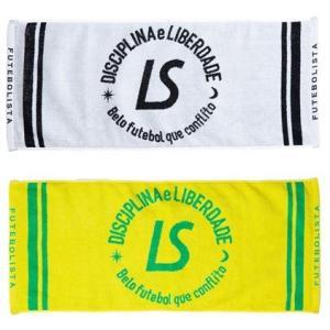 ルースイソンブラ LUZeSOMBRA F1914910 LS CONFLITO ロゴフェイスタオル アクセサリー レアルスポーツ|realsports
