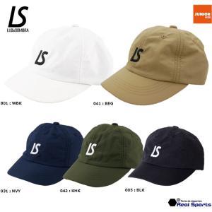 ジュニア LUZeSOMBRA ルースイソンブラ F1924810 JR LS B-SIDE CAP 帽子 キャップ サッカー フットサル アクセサリー レアルスポーツ|realsports
