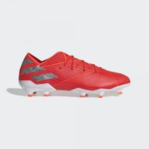 新作 アディダス adidas F34408 ネメシス 19.1  FG  トップモデル サッカースパイク 天然芝用 サッカー用 レアルスポーツ|realsports
