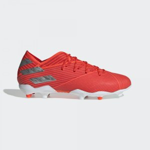 ジュニア 新作 アディダス adidas F99955 ネメシス 19.1 FG J トップモデル サッカースパイク サッカー用 天然芝用 レアルスポーツ|realsports