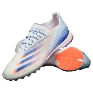 新作 adidas アディダス FY2963 エックス ゴースト.1 TF [GLORY HUNTER PACK] トレーニングシューズ トレシュー フットサル サッカー用 レアルスポーツ|realsports