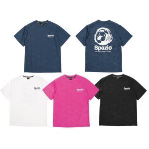 【SALE】Spazio スパッツィオ ボールヘッドフォンプラシャツ プラクティスシャツ サッカー フットサルウェア GE-0468  レアルスポーツ|realsports