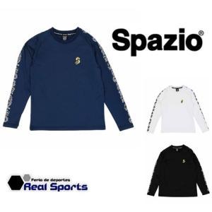 新作 Spazio スパッツィオ  PIPPO 裏起毛ロングプラシャツB 19FW GE-0642 サッカー フットサル ウェア レアルスポーツ|realsports