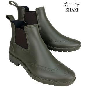 送料無料 サイドゴアブーツ レイン ブーツ レインシューズ  メンズ 長靴 防寒 完全防水 防滑 雨 雪 靴 黒 ビジネス 人気 紳士靴 |realtime|04