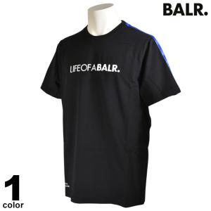 BALR ボーラー 半袖 カットソー メンズ 2020春夏 刺繍 クルーネック インポート 04-2502-69|realtree