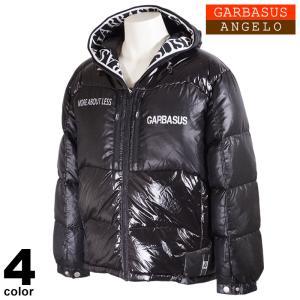 セール 30%OFF ANGELO GARBASUS アンジェロガルバス ダウンジャケット メンズ 2020秋冬 プリント ジップアップ ロゴ 05-3101-03|realtree