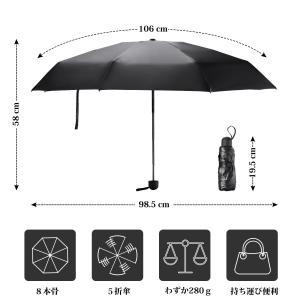 日傘 Leebotree 超軽量 折りたたみ日傘 遮光率100% UVカット率99.9% UPF50+ 紫外線対策 遮熱効果 晴雨兼用 頑丈|reap