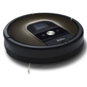 ルンバ980 アイロボット ロボット掃除機 Wi-Fi対応 マッピング 自動充電・自動再開Alexa...