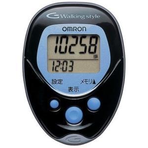 オムロン(OMRON) ヘルスカウンタ Walking style HJ-113 ブラック|reap