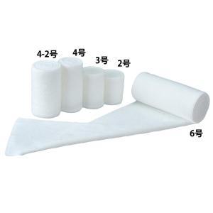アルケア サポーテックス ゴム糸織込包帯 11615 6号 4巻|reap