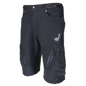 Jpamzceo サイクルパンツ サイクリングウエア メンズ 軽量 吸汗速乾 通気 UVカット サイクリングスポーツショーツ (XXL, ブ|reap