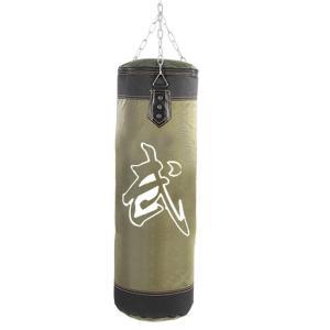 サンドバッグセット パンチバッグ 吊り式 砂抜き品 衝撃吸収 ストレス解消 気分転換 体鍛え 武道 パンチ キック ダイエット 打撃練習 0|reap