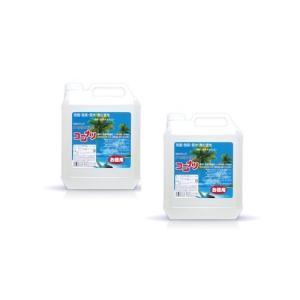 健康と環境をまもるココナッツ洗剤「ココナツ」 4リットル×2本