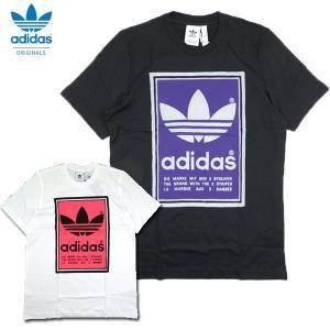 adidas originals(アディダス オリジナルス)より、メンズ ロゴ Tシャツ(Fille...