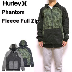 HURLEY(ハーレー)より、USAモデルの Phantom Fleece Full Zip Hoo...