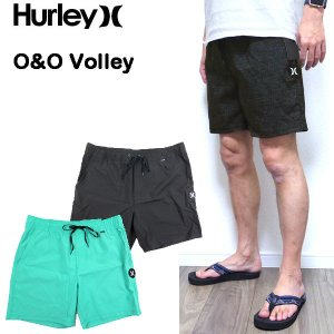 HURLEY(ハーレー メンズ)より、USAモデルの ONE&ONLY VOLLEY SHO...