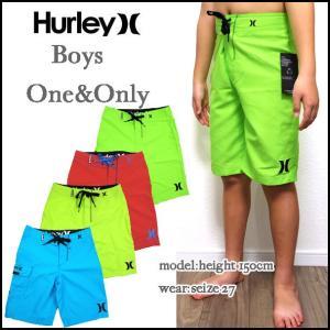 HURLEY(ハーレー)より、BOYS(キッズ、ジュニア)サイズのサーフパンツ(水着)が 待望の入荷...