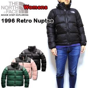 ノースフェイス ダウンジャケット レディース レトロ ヌプシ 1996 Retro Nuptse J...