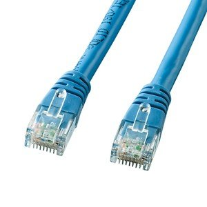 エンハンスド カテゴリ6 LAN ケーブル 30m ライトブルー アウトレット 在庫 処分 rebias