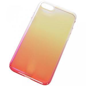 iPhone7 7Plus 用 グラデーション ケース 保護ケース マジョーラ スマートフォン iPhone7用ピンク NS-MAJOCASE-PK-N|rebias