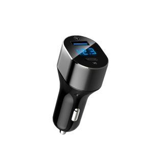 シガー カーチャージャー ハイスピード USB TYPE-C スマホ タブレット 急速 高速 充電|rebias
