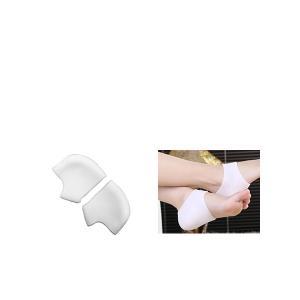 シリコン ヒール ケア 2個 セット かかと サポーター 痛み 軽減 足 踵 カバー スポーツ heel care|rebias