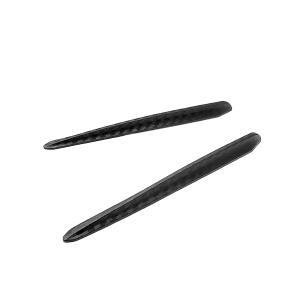 バンパー プロテクター 保護 ラインガードフィン ストレート フレキシブル 簡単 カスタム 車 汎用|rebias