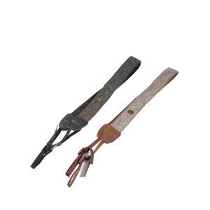 カメラ ストラップ コットン 布 ソフト デジカメ バンド ネック 一眼レフ 安定 落下 防止 安心 安全 rebias