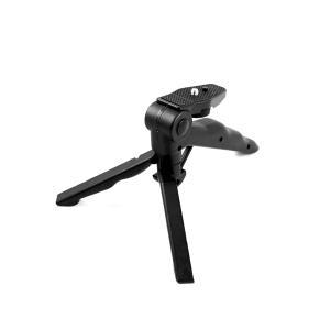 ハンディ トライポッド ミニ 三脚 折りたたみ カメラ グリップ 変形 小型 軽量 rebias