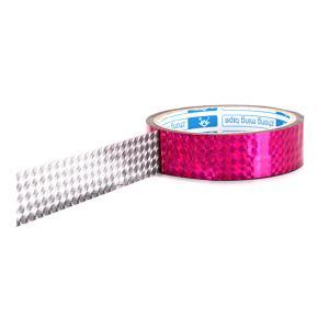 プリズムテープ キラキラ 綺麗 シール マスキング 便利 アート カラフル かわいい 目印|rebias