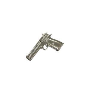 銃 USBメモリ 16GB リボルバー オートマチック ピストル ガン GUN ミリタリー メタル フラッシュ メモリー|rebias
