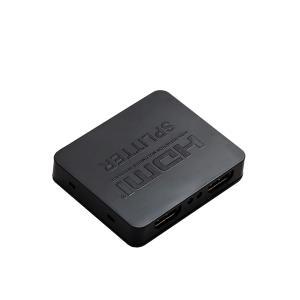 HDMI スプリッター 分配器 2画面 出力 USB バスパワー TV ゲーム Bluray レコーダー ビデオカメラ SPLITTER
