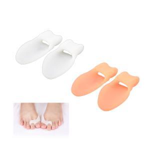 外反母趾 サポーター 2個 セット 歩行 痛み 軽減 矯正 特殊ゲル バニオン ケア|rebias