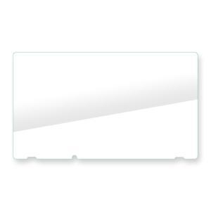 任天堂 スイッチ 専用 保護ガラスフィルム 日本製 ガラス使用 2.5D 透過率99.9% 飛散防止 コーティング switch glass film|rebias