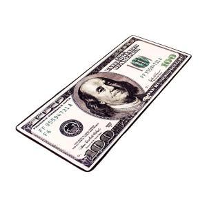 ドル札マット プリント マット アメリカ紙幣 100ドル お金 ユニーク インパクト doller mat|rebias