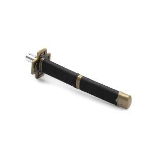 刀 シフトノブ 用心棒 日本刀 武士 和風 柄 MT AT アダプター ドレスアップ カスタム 内装|rebias
