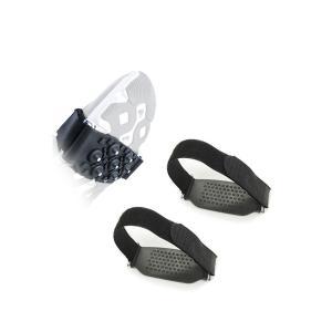 クイック スパイク かんじき 簡単装着 雪道 登山 滑り止め ストッパー QUICK SPIKE|rebias