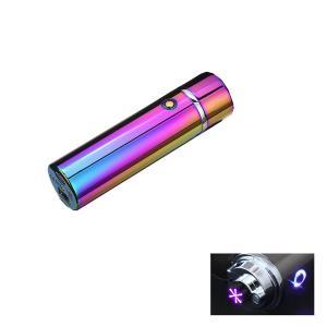 アーク ライター プラズマ ヘキサゴン タバコ 着火 シガー 最強 6口 USB 充電 HEXAGON